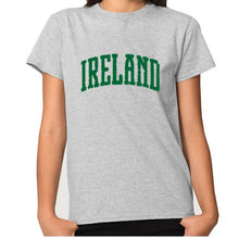 2018 New Fashion Ireland Print St. Patrick's Day Shirt Women Harajuku T-Shirt Cropped Funny Plus Size Kyliejenner Cactus