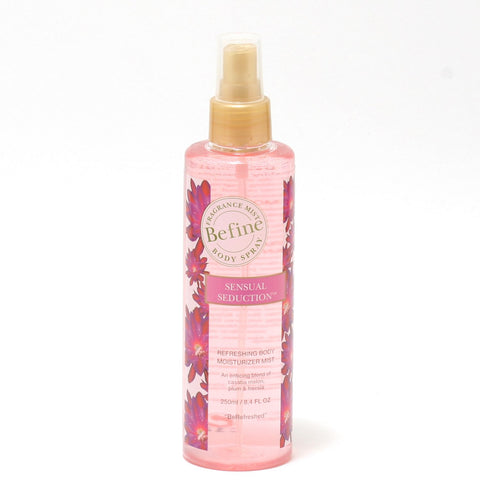 Bath And Body - BEFINE SENSUAL SEDUCTION - REFRESHING MOISTURIZING BODY MIST SPRAY, 8.4 OZ
