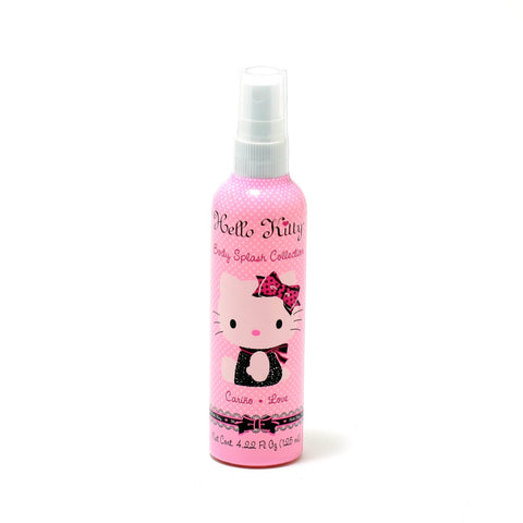 Bath And Body - HELLO KITTY LOVE FOR GIRLS - BODY SPLASH, 7.3 OZ