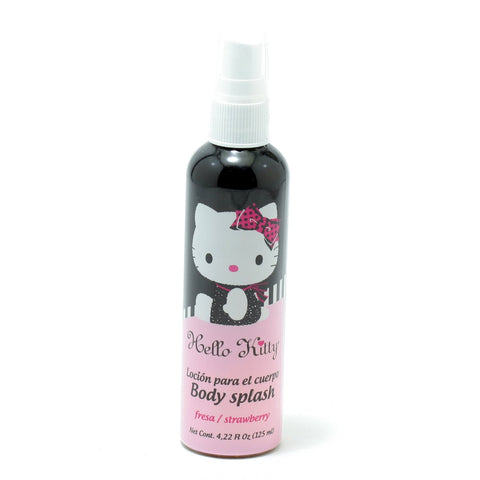 Bath And Body - HELLO KITTY STRAWBERRY FOR GIRLS - BODY SPLASH, 7.3 OZ