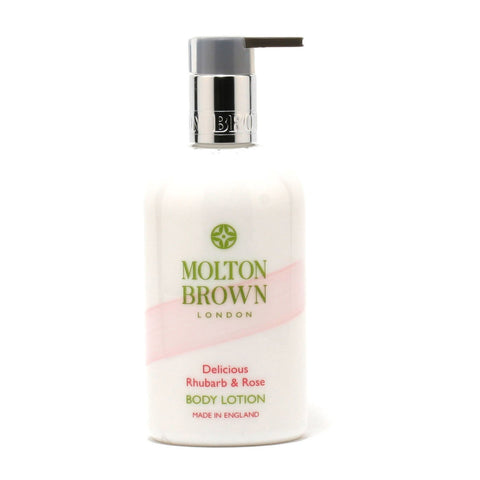 Bath And Body - MOLTON BROWN DELICIOUS RHUBARB & ROSE BODY LOTION, 10.0 OZ