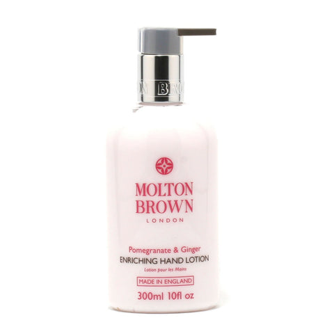 Bath And Body - MOLTON BROWN POMEGRANATE & GINGER ENRICHING HAND LOTION, 10.0 OZ