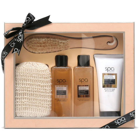 Bath And Body - STYLE & GRACE DELUXE NATURAL SPA - GIFT SET