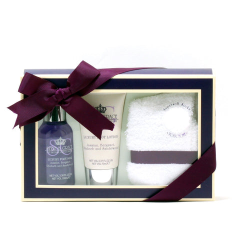 Bath And Body - STYLE & GRACE FOOT CARE PAMPER - GIFT SET