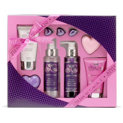 Bath And Body - STYLE & GRACE HEAVEN PAMPER - GIFT KIT