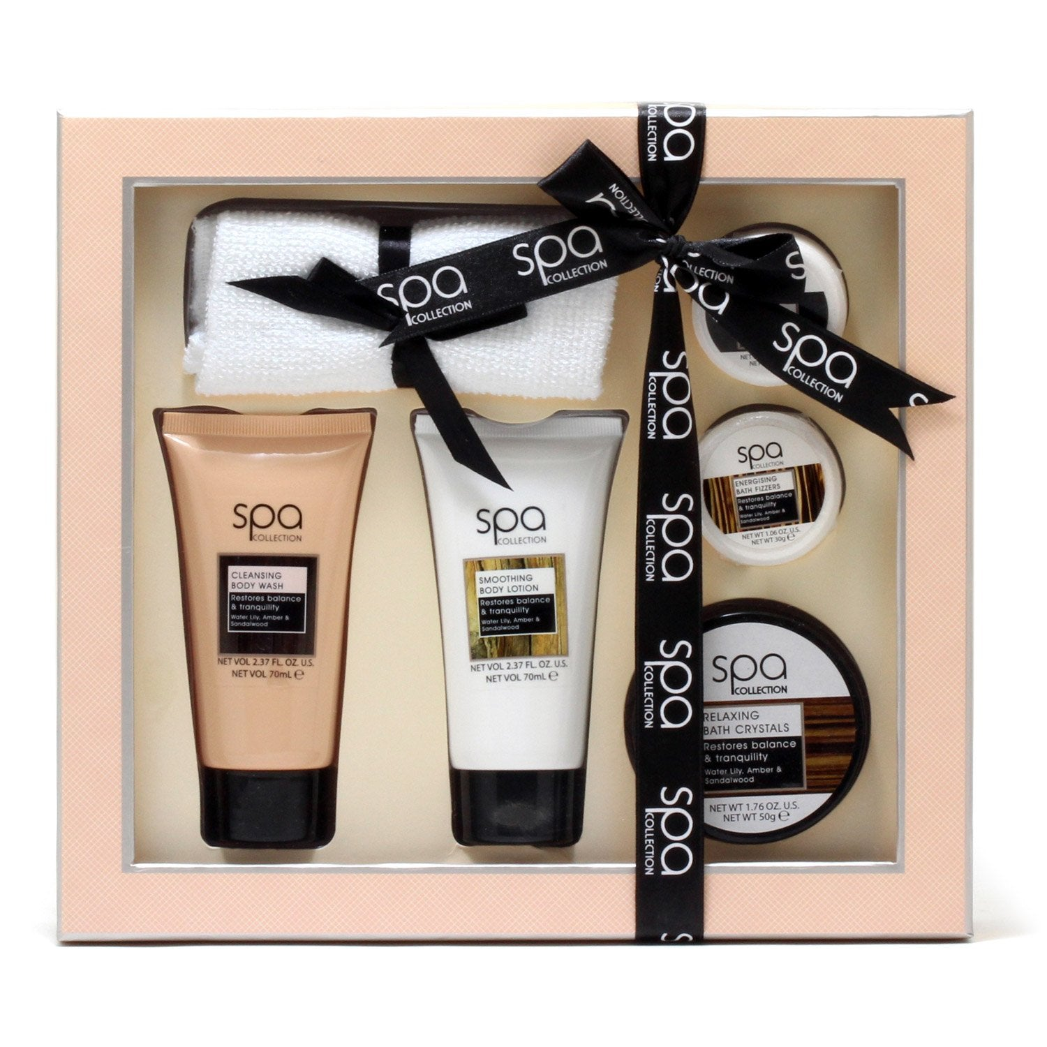 Bath And Body - STYLE & GRACE SPA BATH & BODY - GIFT SET