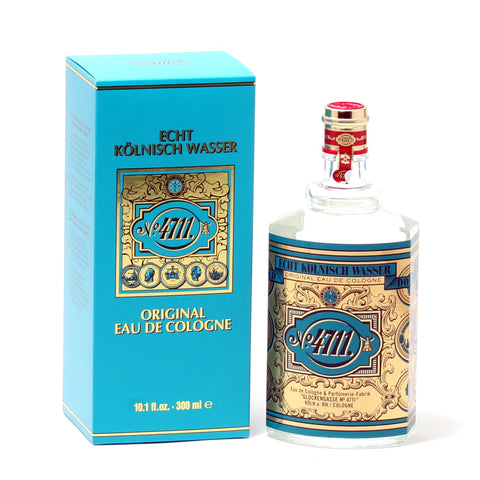 Cologne - 4711 BY MULHENS UNISEX - EAU DE COLOGNE SPLASH