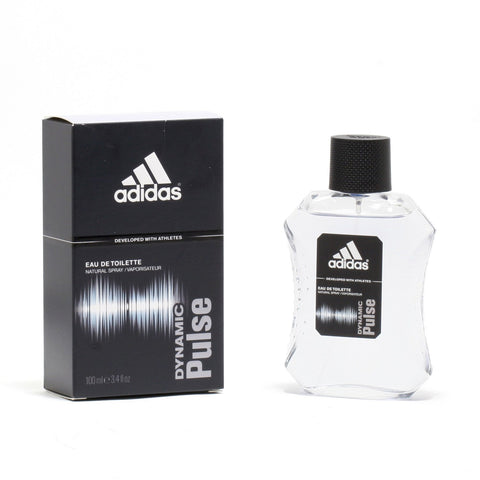 Cologne - ADIDAS DYNAMIC PULSE FOR MEN - EAU DE TOILETTE SPRAY, 3.4 OZ