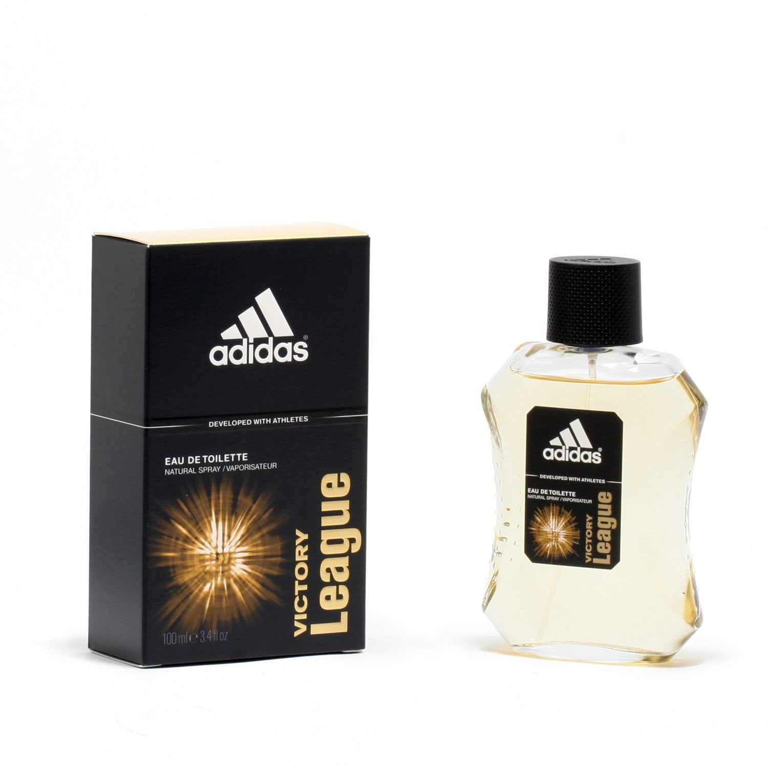 Cologne - ADIDAS VICTORY LEAGUE FOR MEN - EAU DE TOILETTE SPRAY, 3.4 OZ