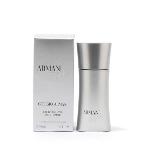 Cologne - ARMANI CODE ICE FOR MEN BY GIORGIO ARMANI - EAU DE TOILETTE SPRAY