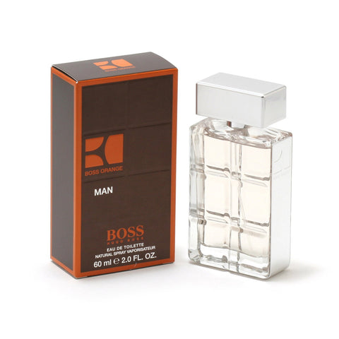 Cologne - BOSS ORANGE FOR MEN BY HUGO BOSS - EAU DE TOILETTE SPRAY