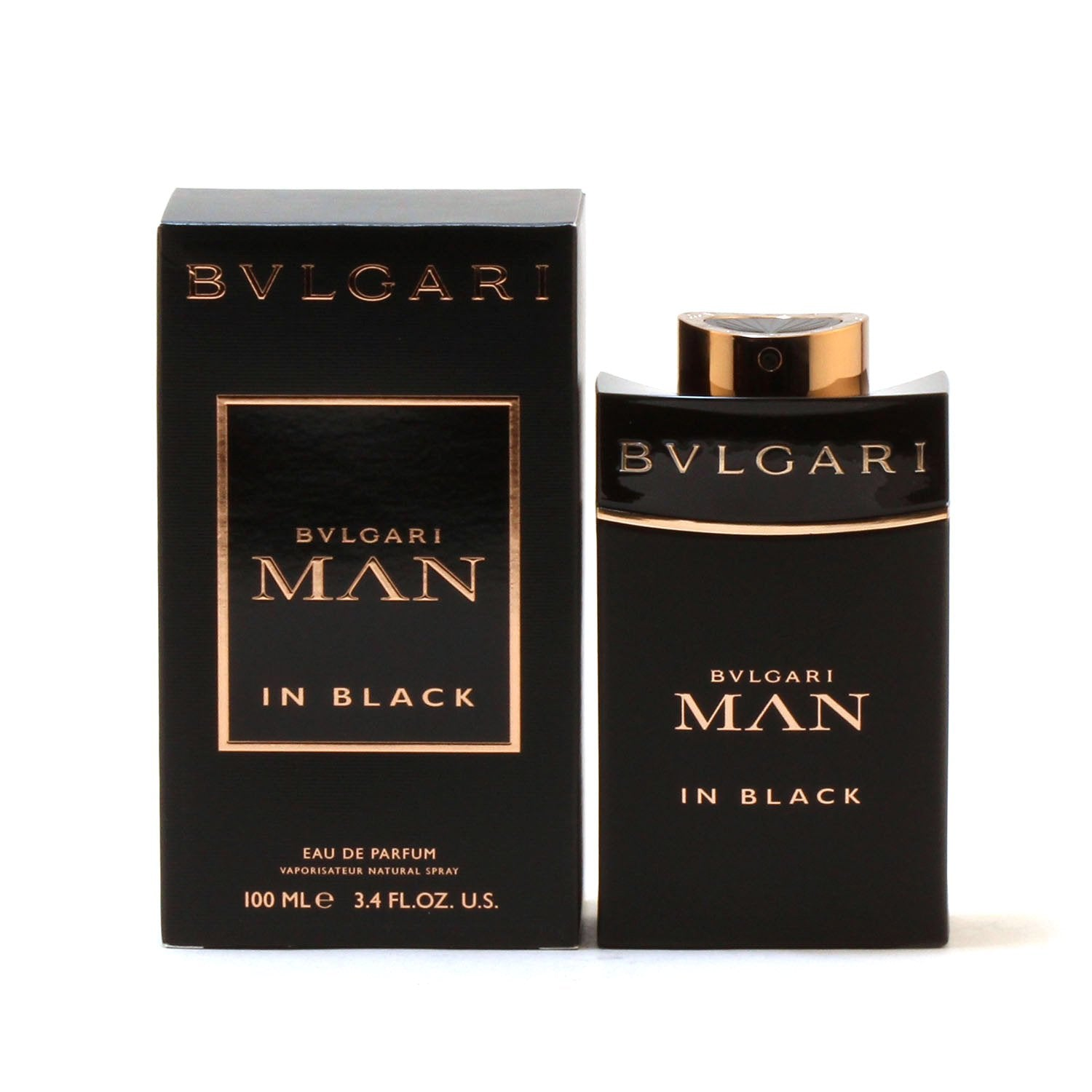Cologne - BVLGARI MAN IN BLACK - EAU DE PARFUM SPRAY
