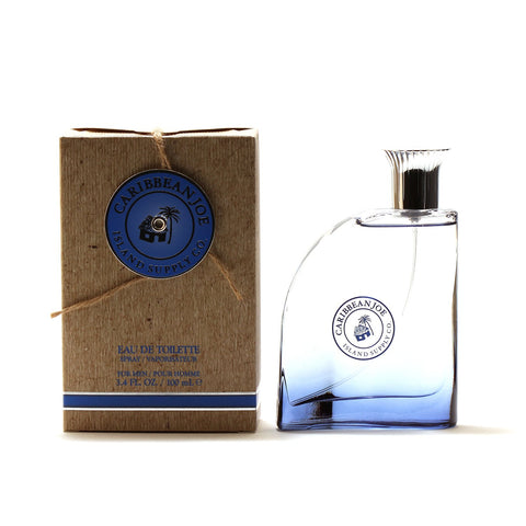 Cologne - CARIBBEAN JOE FOR MEN - EAU DE TOILETTE SPRAY, 3.4 Oz