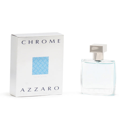 Cologne - CHROME FOR MEN BY AZZARO - EAU DE TOILETTE SPRAY