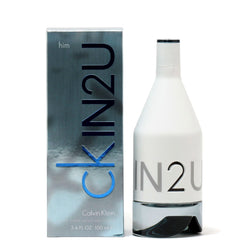 Cologne - CK IN2U HIM BY CALVIN KLEIN - EAU DE TOILETTE SPRAY