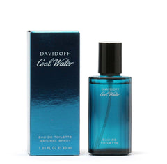 Cologne - COOL WATER FOR MEN BY DAVIDOFF - EAU DE TOILETTE SPRAY