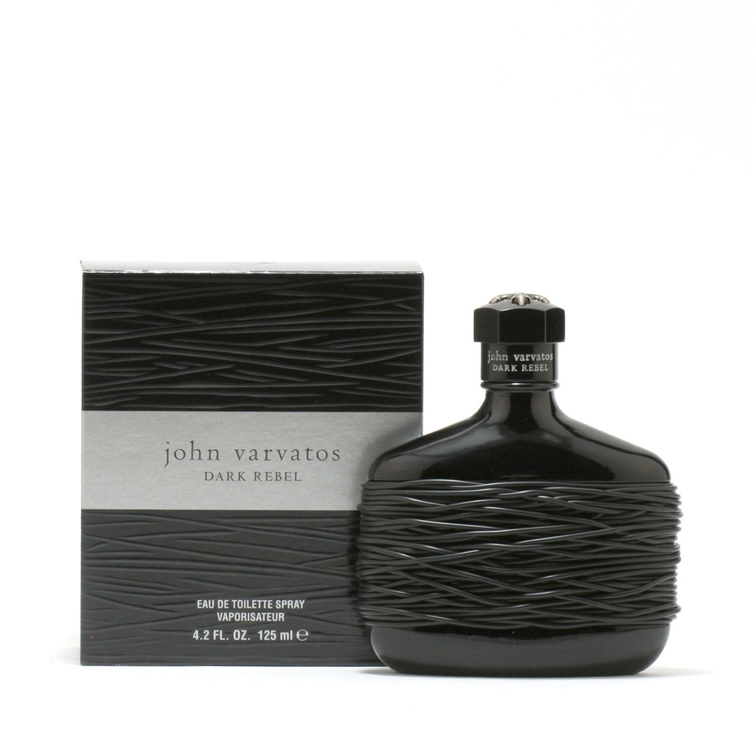 Cologne - DARK REBEL FOR MEN BY JOHN VARVATOS - EAU DE TOILETTE SPRAY