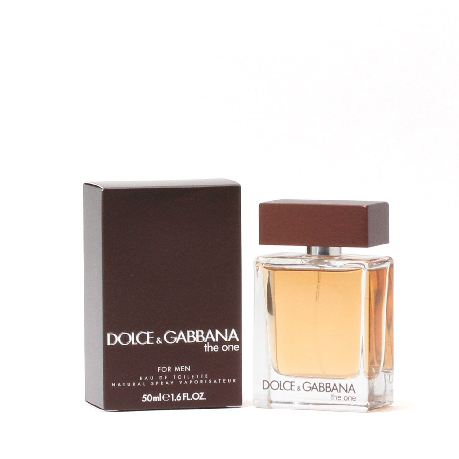 Cologne - DOLCE & GABBANA THE ONE FOR MEN - EAU DE TOILETTE SPRAY