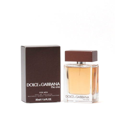 6b874295 DOLCE & GABBANA THE ONE FOR MEN - EAU DE TOILETTE SPRAY