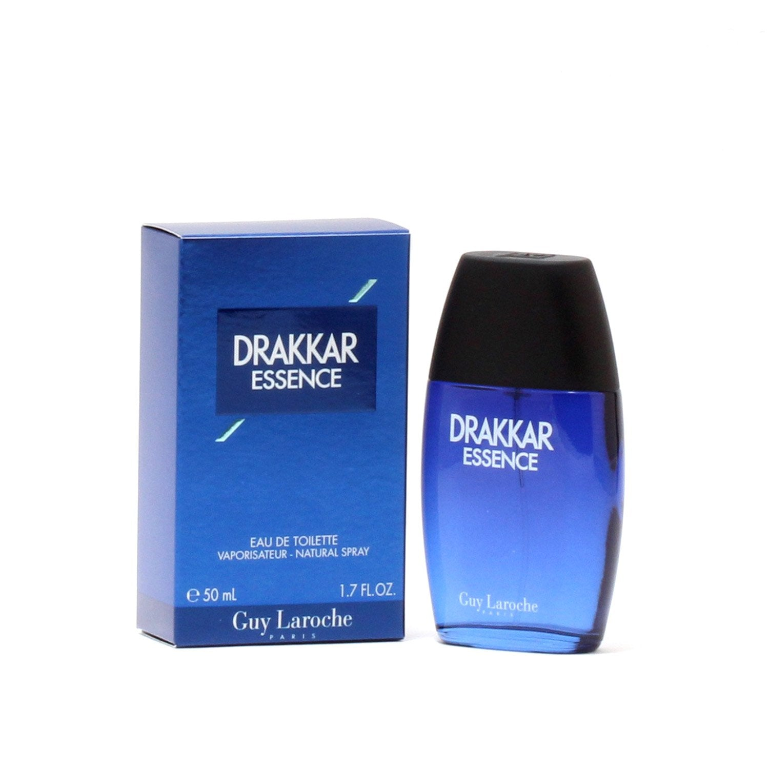 Cologne - DRAKKAR ESSENCE FOR MEN BY GUY LAROCHE - EAU DE TOILETTE SPRAY