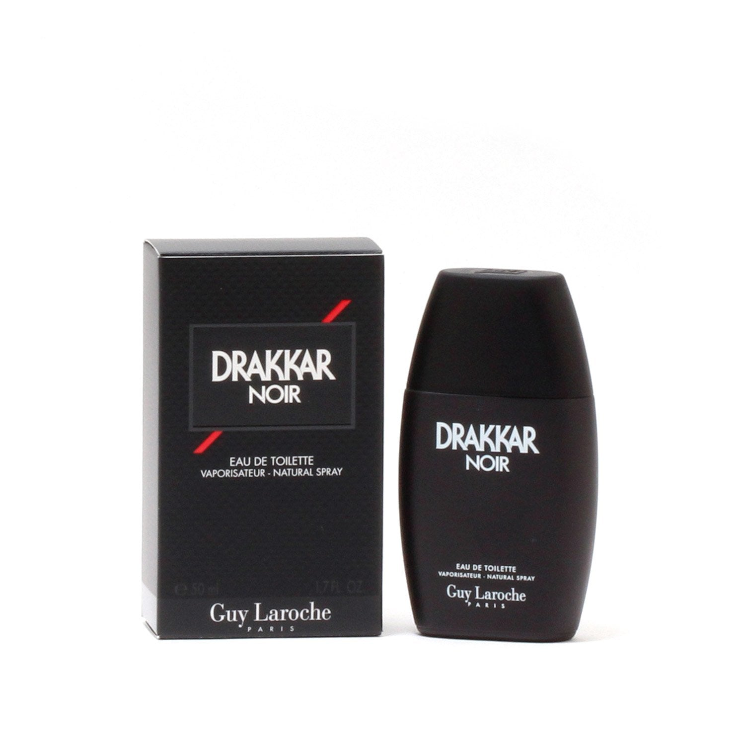 Cologne - DRAKKAR NOIR FOR MEN BY GUY LAROCHE - EAU DE TOILETTE SPRAY