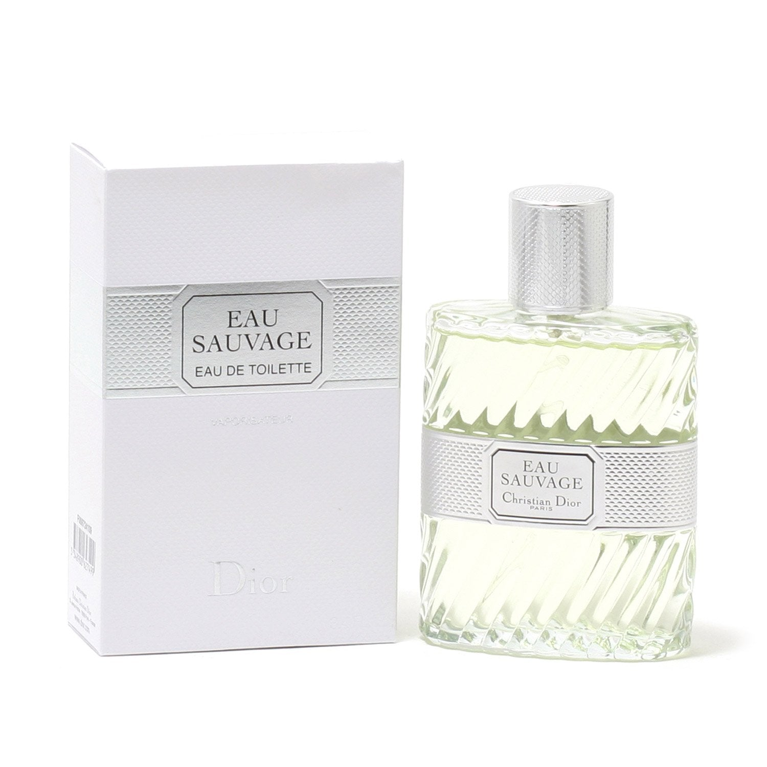 Cologne - EAU SAUVAGE FOR MEN BY CHRISTIAN DIOR - EAU DE TOILETTE SPRAY