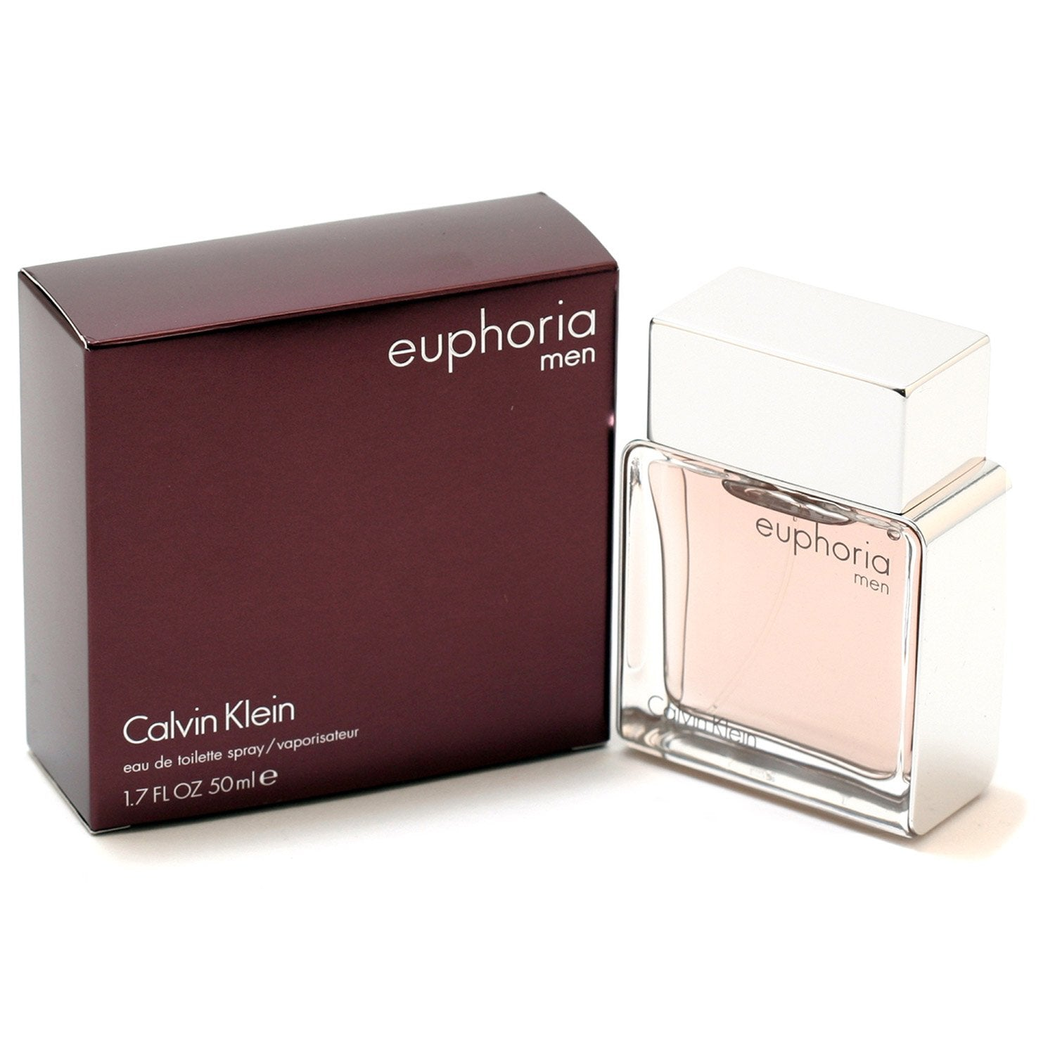 Cologne - EUPHORIA MEN BY CALVIN KLEIN - EAU DE TOILETTE SPRAY
