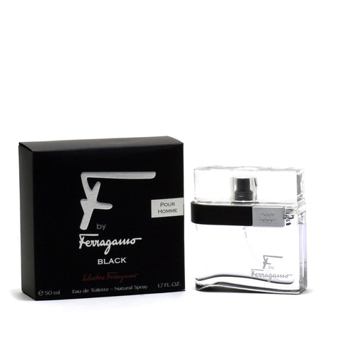 Cologne - F BY FERRAGAMO BLACK FOR MEN - EAU DE TOILETTE SPRAY