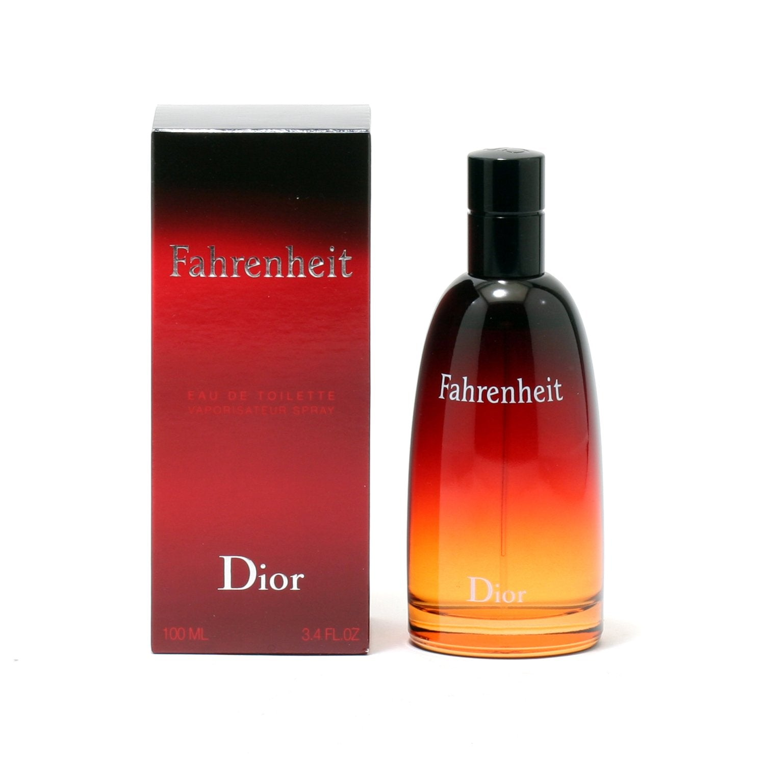 Cologne - FAHRENHEIT FOR MEN BY CHRISTIAN DIOR - EAU DE TOILETTE SPRAY