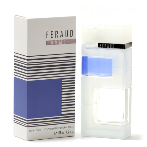 Cologne - FERAUD HOMME FOR MEN BY LOUIS FERAUD - EAU DE TOILETTE SPRAY, 4.2 OZ