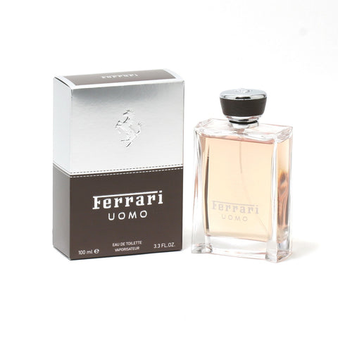 Cologne - FERRARI UOMO FOR MEN - EAU DE TOILETTE SPRAY