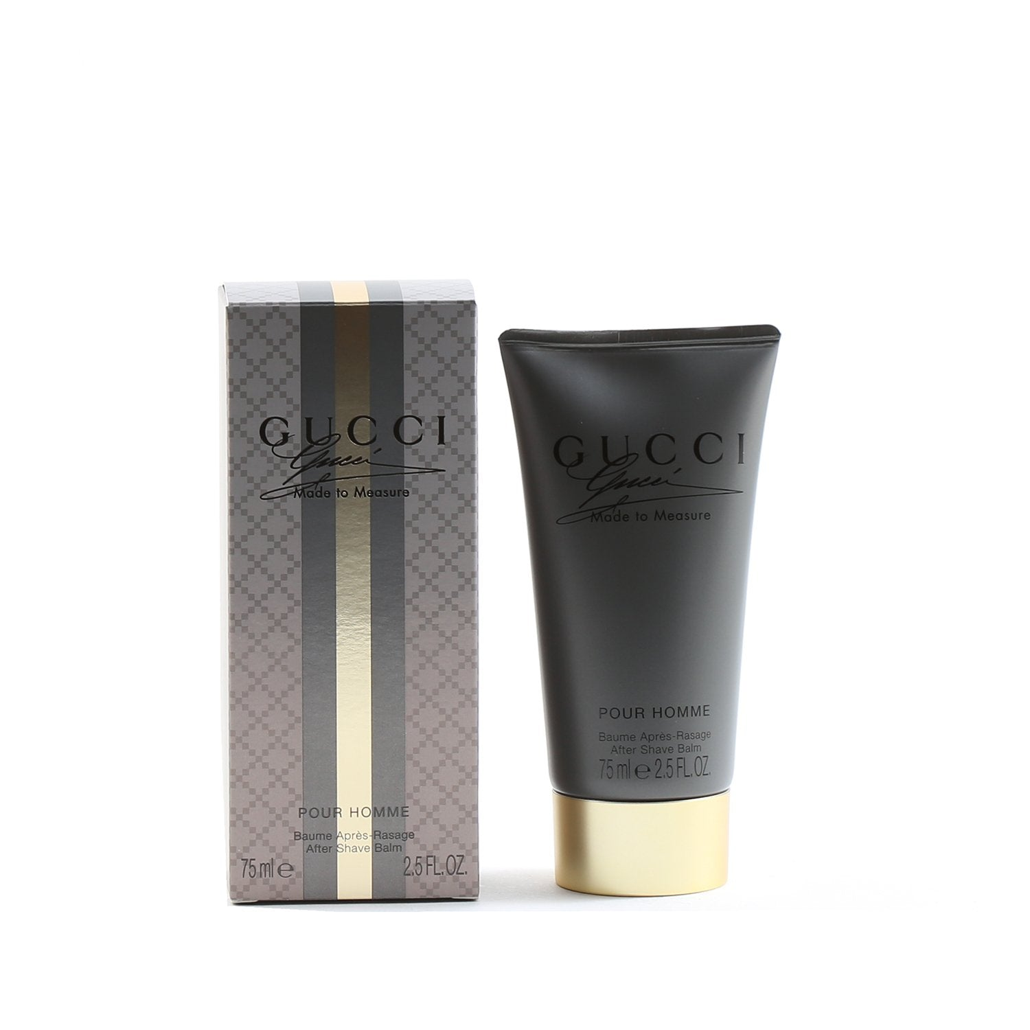 Cologne - GUCCI MADE TO MEASURE POUR HOMME - AFTER SHAVE BALM, 2.5 OZ