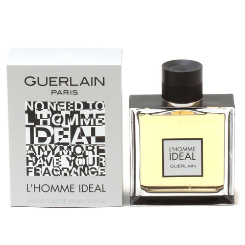 Cologne - GUERLAIN L'HOMME IDEAL FOR MEN - EAU DE TOILETTE SPRAY, 3.4 OZ