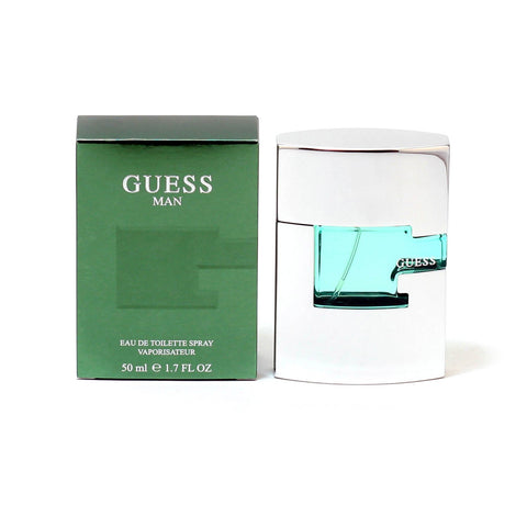 Cologne - GUESS MAN - EAU DE TOILETTE SPRAY