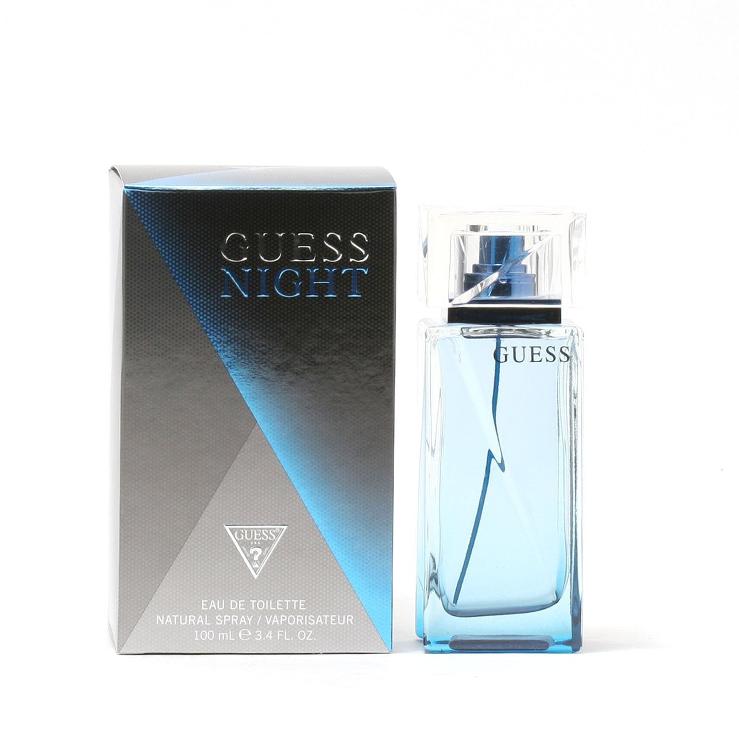 Cologne - GUESS NIGHT FOR MEN - EAU DE TOILETTE SPRAY