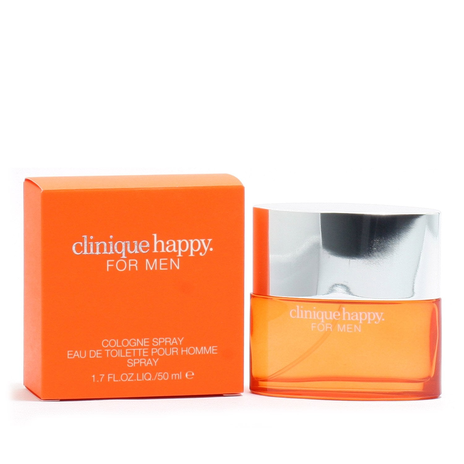 Cologne - HAPPY FOR MEN BY CLINIQUE - COLOGNE SPRAY