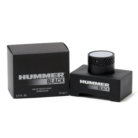 Cologne - HUMMER BLACK FOR MEN - EAU DE TOILETTE SPRAY