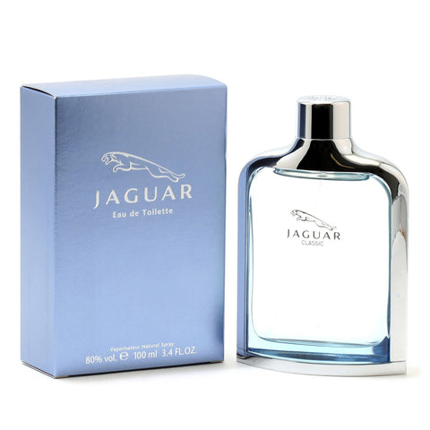 Cologne - JAGUAR CLASSIC BLUE FOR MEN - EAU DE TOILETTE SPRAY, 3.4 OZ