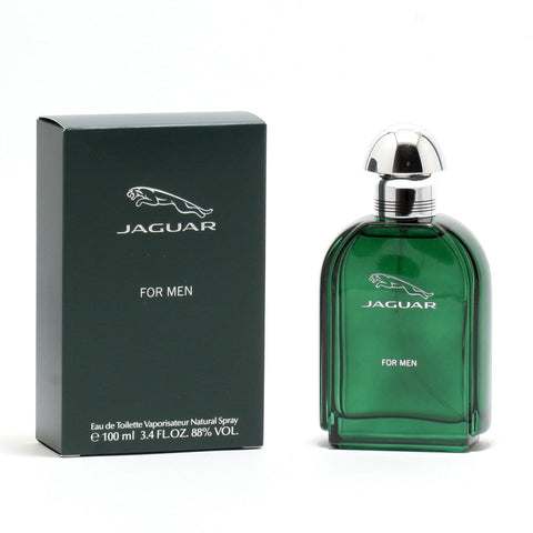 Cologne - JAGUAR FOR MEN - EAU DE TOILETTE SPRAY, 3.4 OZ