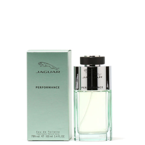 Cologne - JAGUAR PERFORMANCE FOR MEN - EAU DE TOILETTE SPRAY, 3.4 OZ