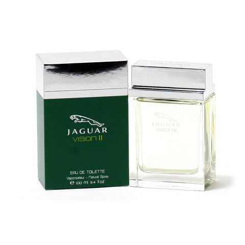 Cologne - JAGUAR VISION II FOR MEN - EAU DE TOILETTE SPRAY, 3.4 OZ