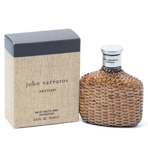 Cologne - JOHN VARVATOS ARTISAN FOR MEN - EAU DE TOILETTE SPRAY