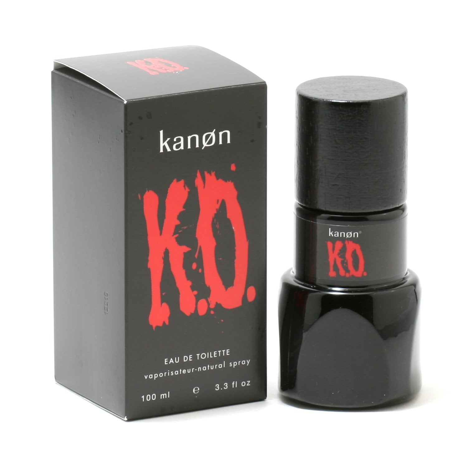 Cologne - KANON K.O. FOR MEN - EAU DE TOILETTE SPRAY, 3.4 OZ