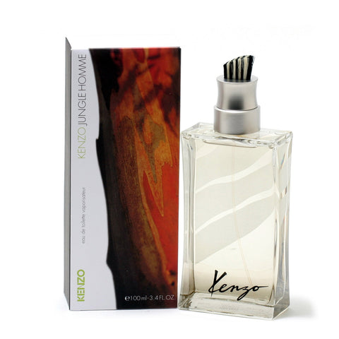Cologne - KENZO JUNGLE FOR MEN - EAU DE TOILETTE SPRAY, 3.4 OZ
