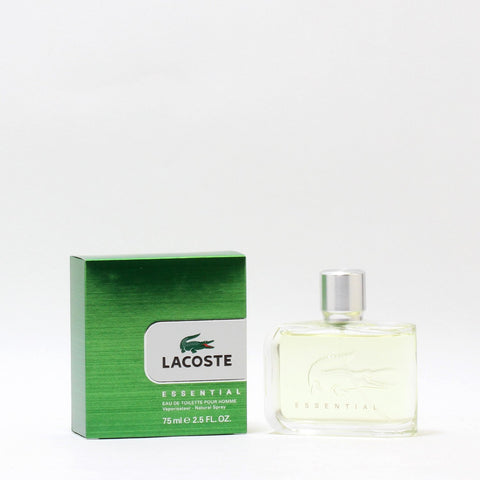 Cologne - LACOSTE ESSENTIAL FOR MEN - EAU DE TOILETTE SPRAY