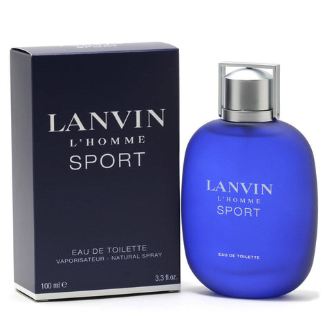 Cologne - LANVIN L'HOMME SPORT FOR MEN - EAU DE TOILETTE SPRAY