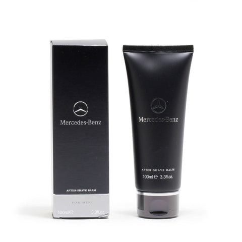 Cologne - MERCEDES BENZ FOR MEN - AFTER SHAVE BALM, 3.4 OZ