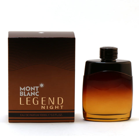 Cologne - MONT BLANC LEGEND NIGHT FOR MEN - EAU DE PARFUM SPRAY, 3.4 OZ