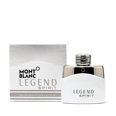 Cologne - MONT BLANC LEGEND SPIRIT FOR MEN - EAU DE TOILETTE SPRAY
