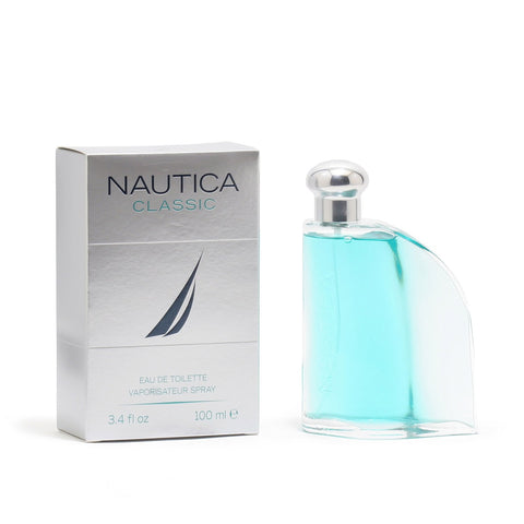 Cologne - NAUTICA CLASSIC FOR MEN - EAU DE TOILETTE SPRAY, 3.4 OZ
